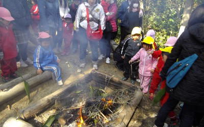 14.07すすき「里山自然教室」写真1