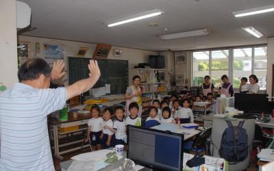 15.07 西ヶ丘「幼稚園先生ってすごい!」写真